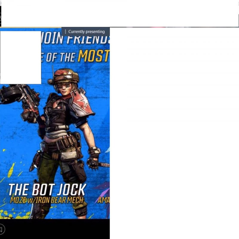 Borderlands 3 Leaked Art 2