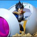 Dragon Ball Super: Broly, le navicelle Saiyan atterrano in Giappone in occasione del film