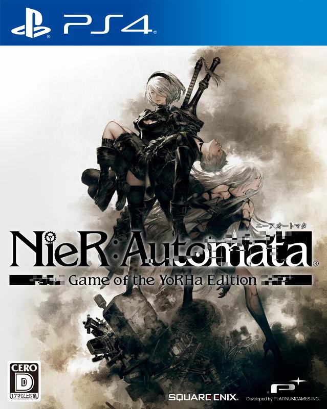 Nier Automata Game Of The Yorha Edition 00001