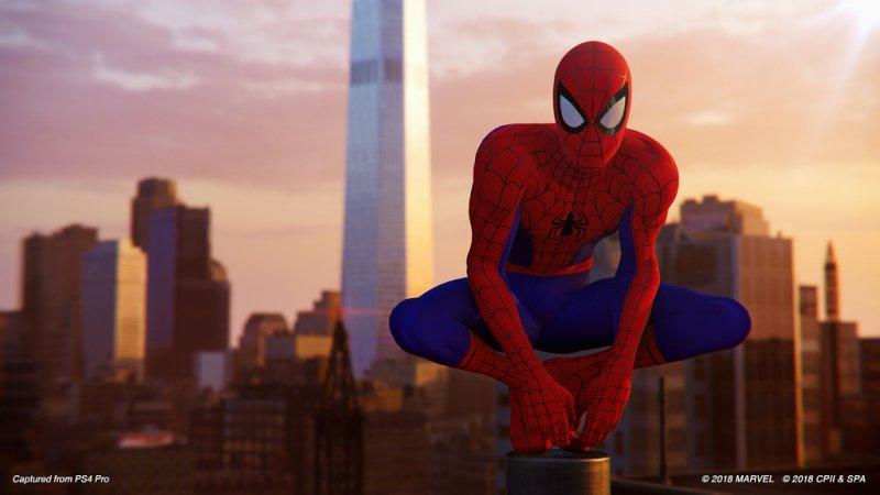 Marvels Spider Man Silver Lining 00004