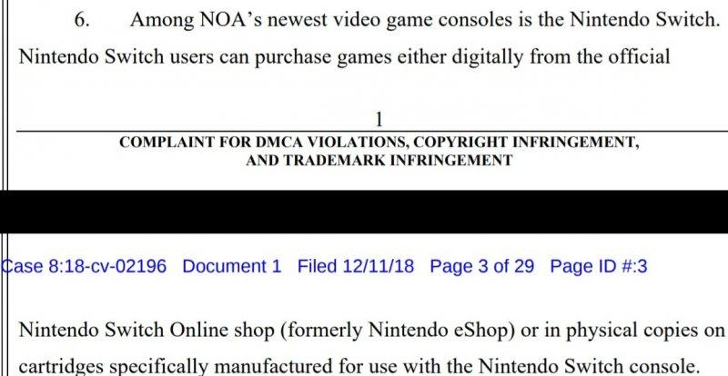 Nintendo Eshop Cambio Nome Rumor