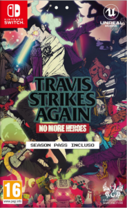 Travis Strikes Again: No More Heroes per Nintendo Switch
