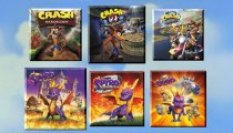 Spyro + Crash Remastered Game Bundle - Il trailer