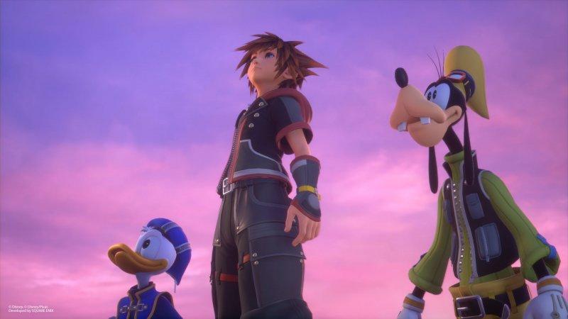 Kingdom Hearts 3 Frozen 02