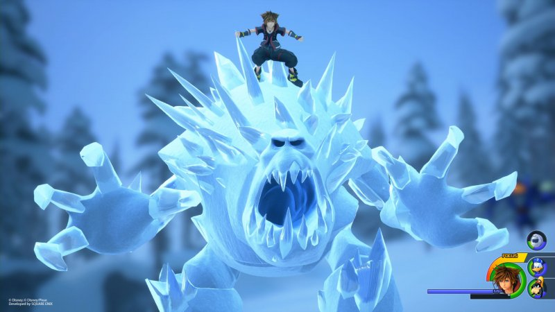 Kingdom Hearts 3 Frozen 06