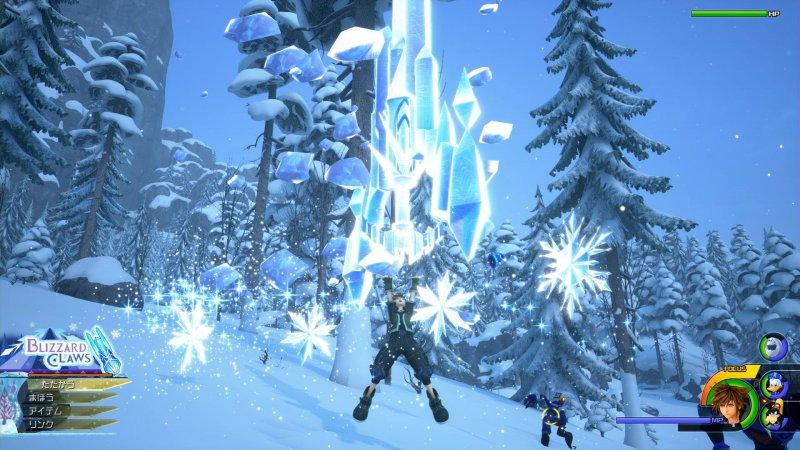 Kingdom Hearts 3 Frozen 08