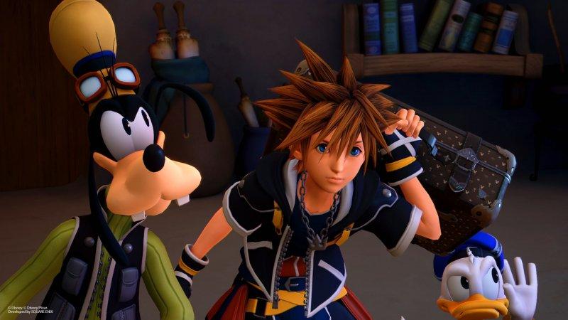Kingdom Hearts 3 Frozen 17