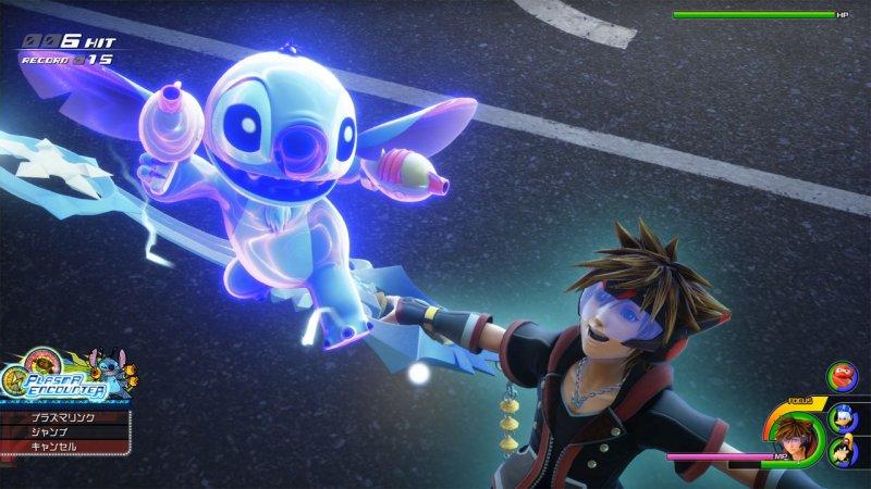 Kingdom Hearts 3 Frozen 29