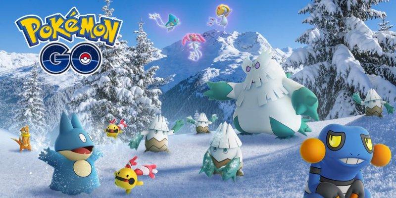 Pokemon Go Natale 2018 1