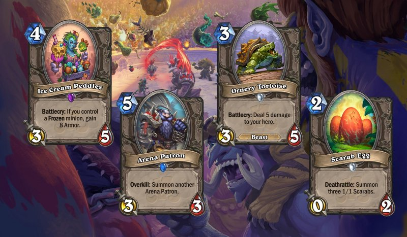 Rastakhan Situational Wonders