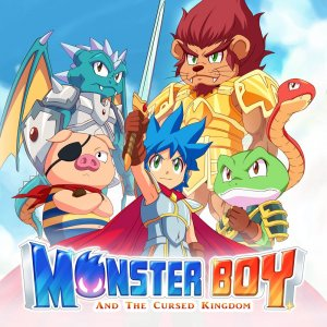 Monster Boy and the Cursed Kingdom per Nintendo Switch