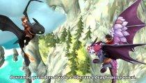 Dragons: L'Alba dei Nuovi Cavalieri - Trailer d'annuncio