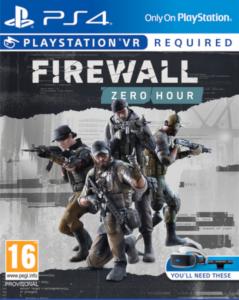 Firewall Zero Hour per PlayStation 4