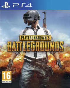PlayerUnknown's Battlegrounds per PlayStation 4