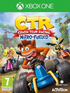 Crash Team Racing: Nitro-Fueled per Xbox One
