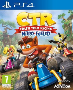 Crash Team Racing: Nitro-Fueled per PlayStation 4