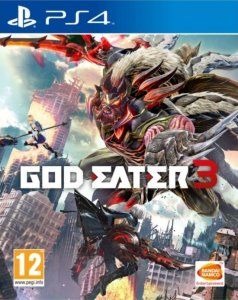 God Eater 3 per PlayStation 4