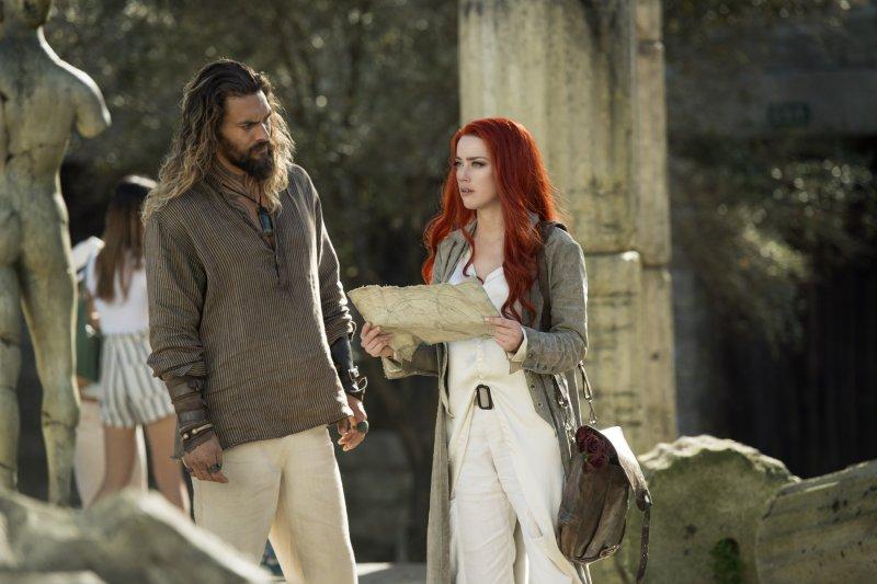 Aquaman Movie Amber Heard Sicilia