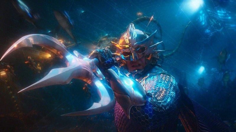 Aquaman Orm Patrick Wilson