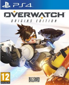 Overwatch per PlayStation 4