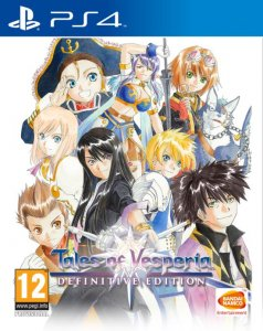 Tales of Vesperia: Definitive Edition per PlayStation 4