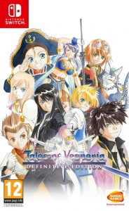 Tales of Vesperia: Definitive Edition per Nintendo Switch