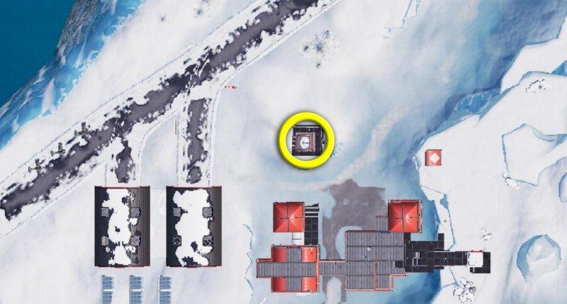 Fortnite Torre Controllo Aeroportuale 3