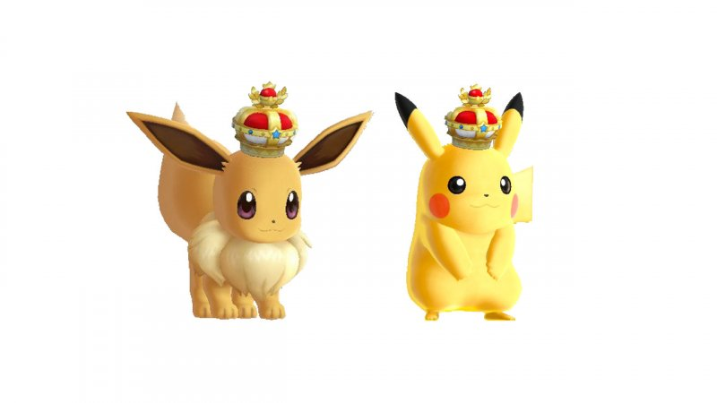 Pikachu Eevee Corona