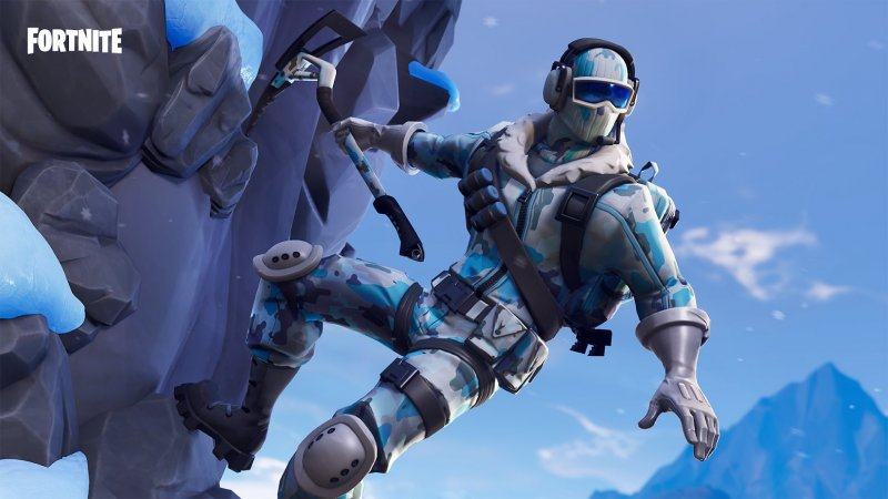 Fortnite Deep Freeze Bundle 1