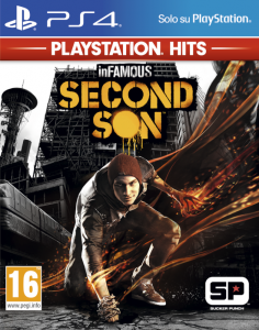 inFAMOUS: Second Son per PlayStation 4
