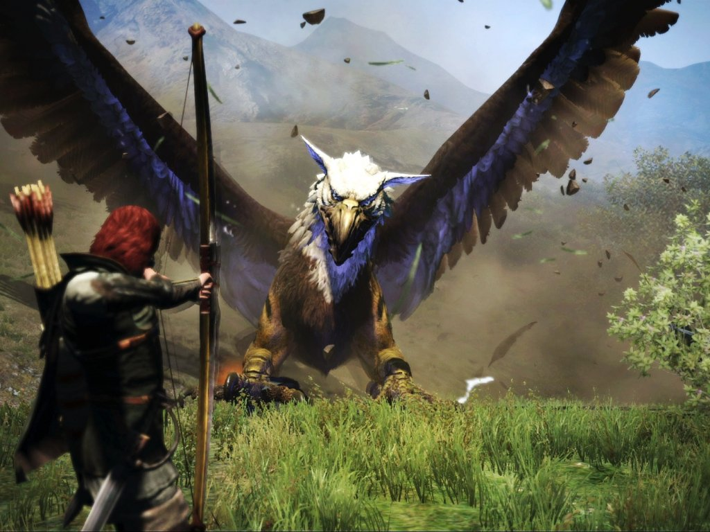 Is Hideaki Itsuno working on the new game: Dragon's Dogma 2 or the new DMC?
