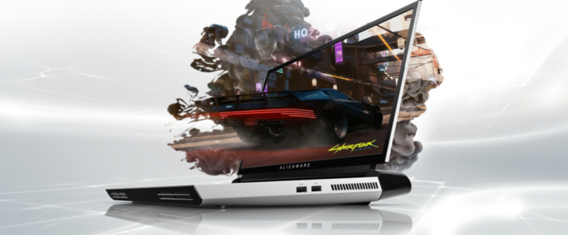 Alienware Legend Area 51M