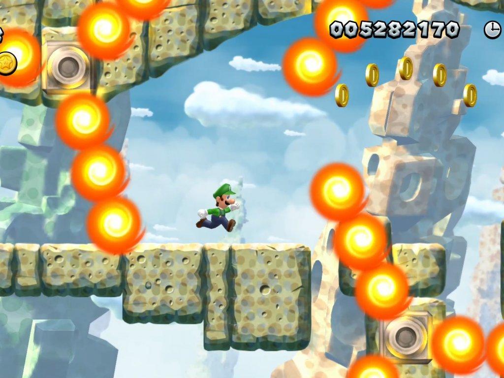 Super Mario 35: 2D vs 3D