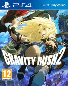Gravity Rush 2 per PlayStation 4