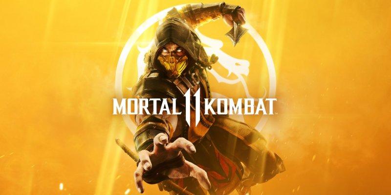 Mortal Kombat 11 Cover Artwork