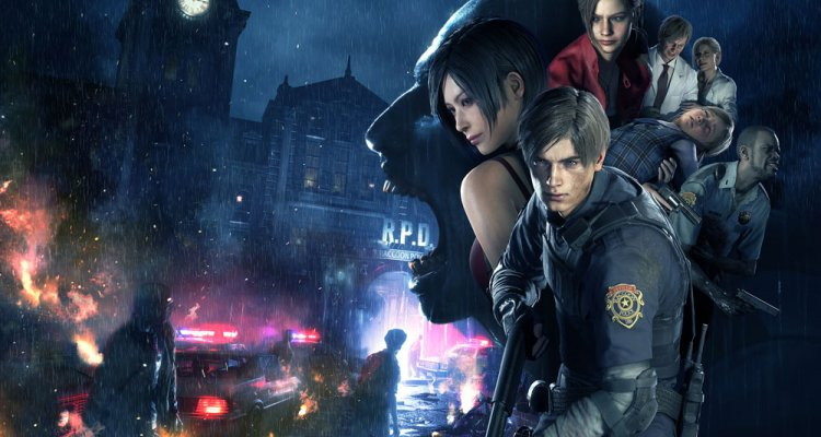 Resident Evil 2, the 1-Shot demo was cracked