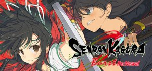 Senran Kagura Burst Re:Newal per PC Windows