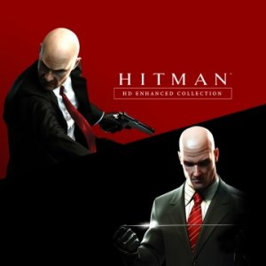 Hitman: HD Enhanced Collection per PlayStation 4