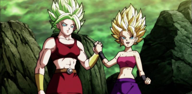 Dragon Ball Super Kale Super Saiyan Berserk 1