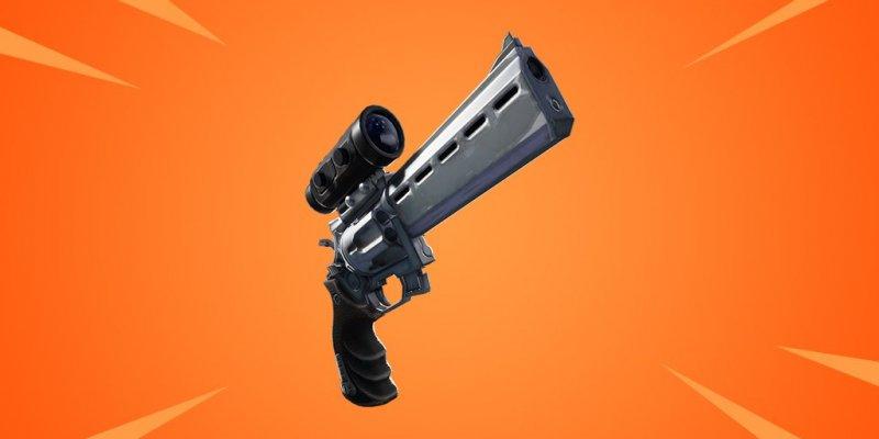 Fortnite Revolver Mirino 1