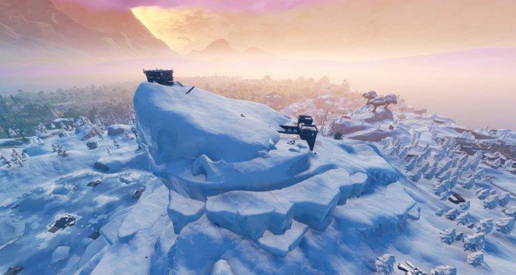 big sale 3b27a d6503 Fortnite, l'iceberg di Picco Polare si sta sciogliendo ...