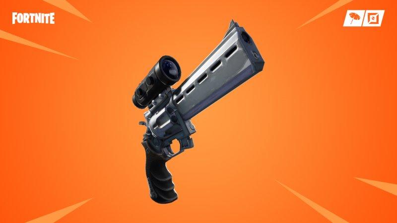 Fortnite Revolver Con Mirino Aggiornamento 720 1