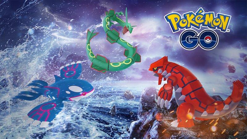Pokemon Go Evento Hoenn 1