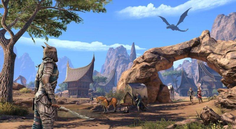 The Elder Scrolls Online Elsweyr 12