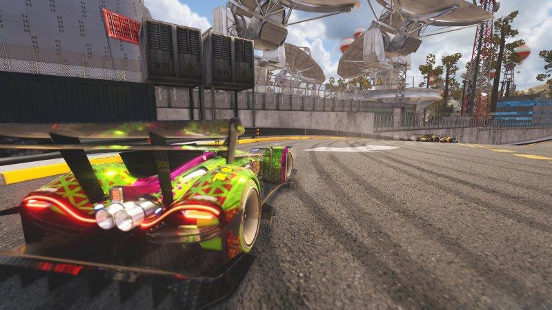 Xenon Racer 6