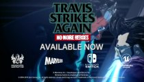 Travis Strikes Again: No More Heroes - Trailer di lancio