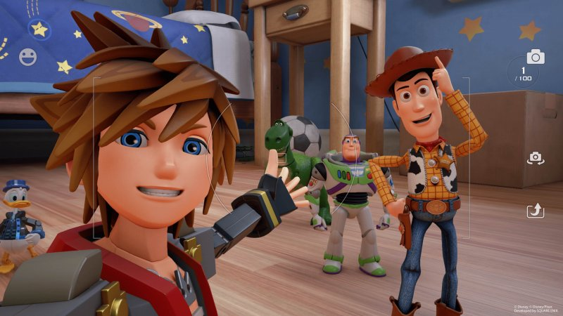Kingdom Hearts 3 Selfie13