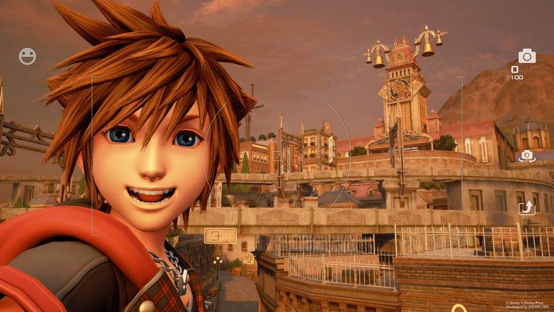Kingdom Hearts 3 Selfie14