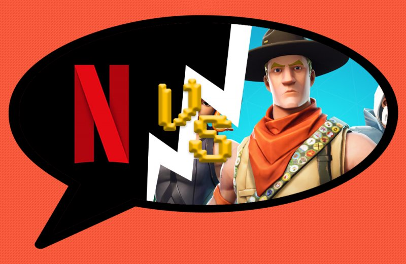 Netflix Vs Fortnite Parliamone