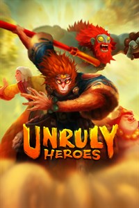 Unruly Heroes per Xbox One